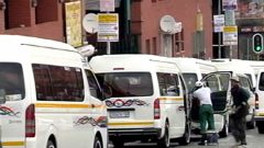 The same group organised a violent taxi strike last year.