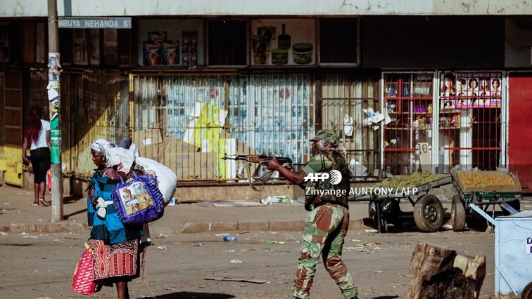 The violence in Zimbabwe has claimed three lives