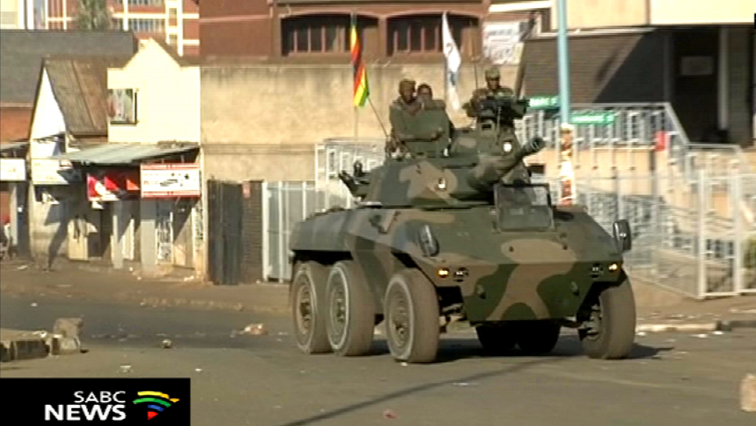 Harare still tense after protests erupted