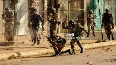 Violence erupted on Wednesday in Zimbabwe.