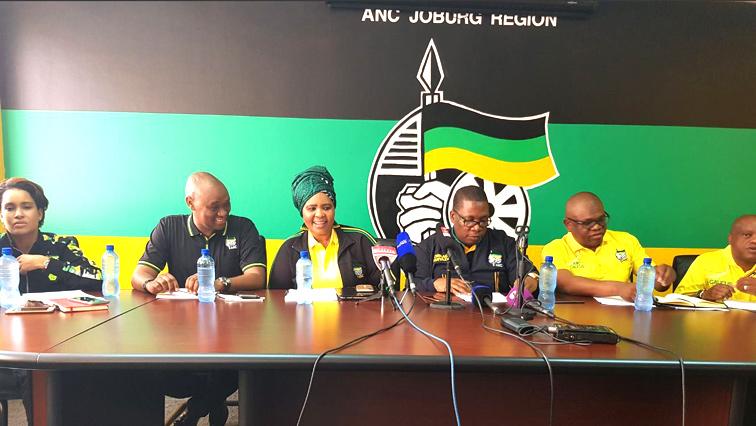 ANC officials