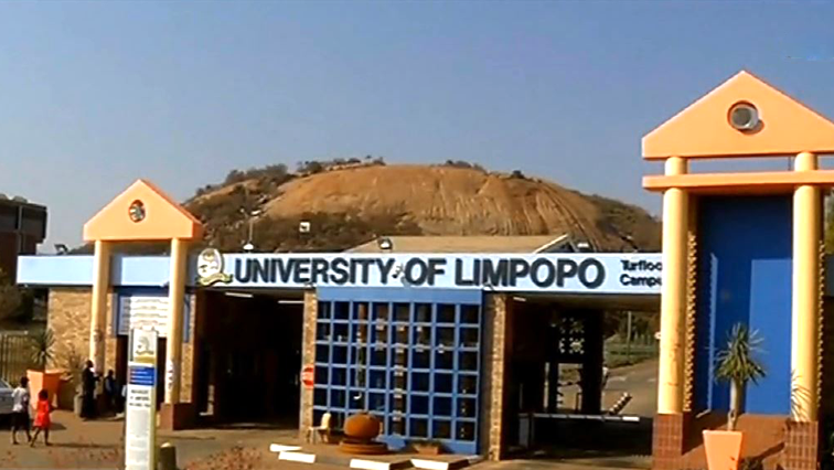 University of Limpopo building