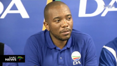 DA Leader- Mmusi Maimane