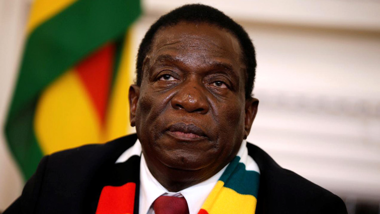 Mnangagwa has called on the country to move on from its disputed elections.