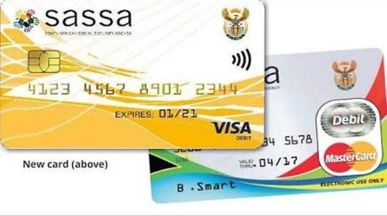 SASSA new gold card