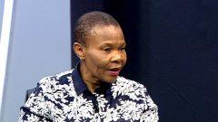 Minister Susan Shabangu