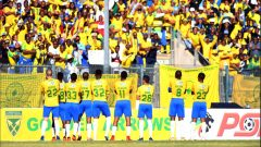 Sundowns on the field