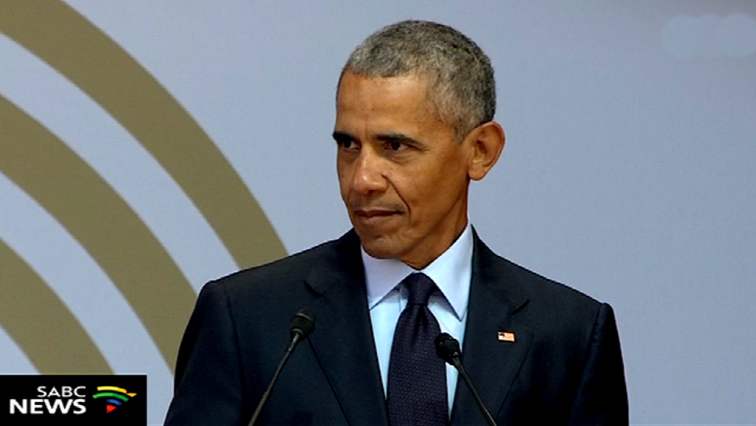 Former President, Barack Obama