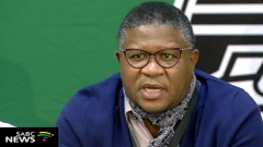 Fikile Mbalula was speaking in Polokwane addressing the elections Manifesto