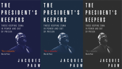 The cover of The President's Keepers