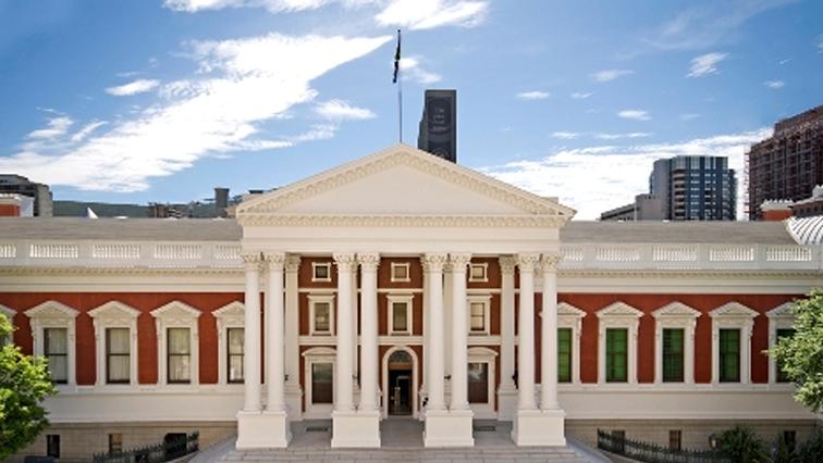 Parliamentary precinct.