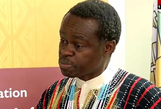 Prof Patrick Lumumba