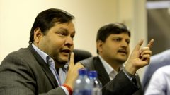 The Gupta brothers