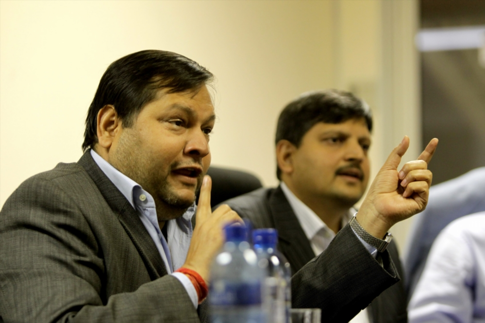 The Gupta brothers