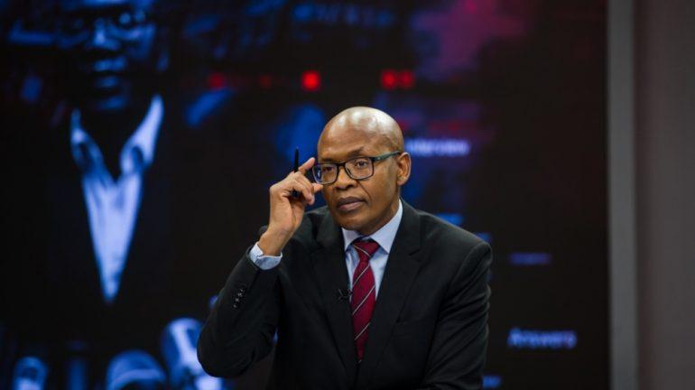 Former government communications head, Mzwanele Manyi.