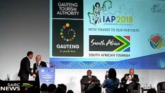 More than 400 prosecutors from around the world and the International Criminal Court are in South Africa