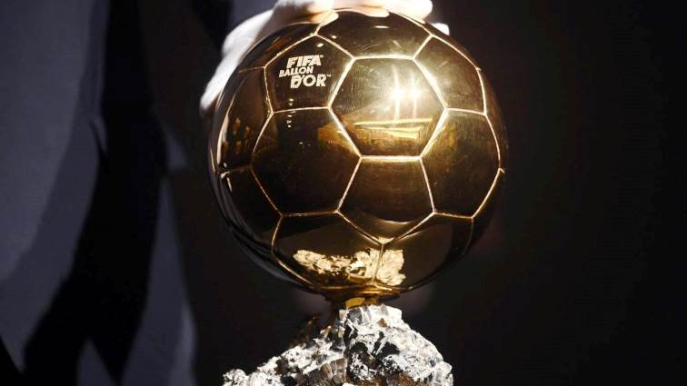 SABC News Ballon d'Or AFP