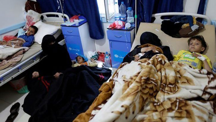 Victims of Cholera outbreak in Saudi Arabia, Yemen