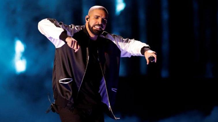 Drake during a performance.
