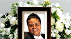 Minister Edna Molewa