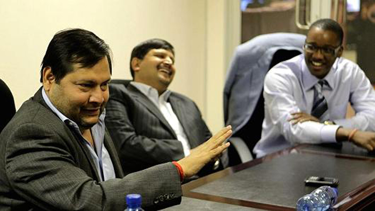 Gupta brothers and Duduzane Zuma