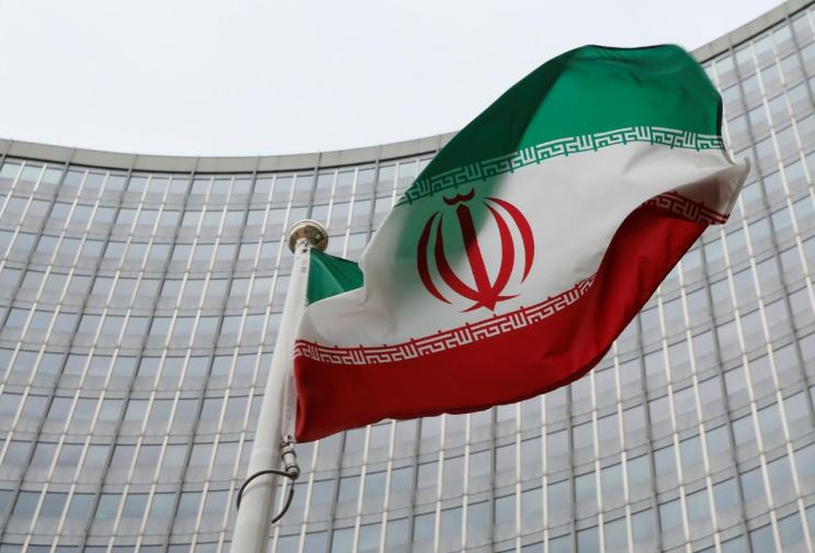 SABC News – Iran Flag (R)