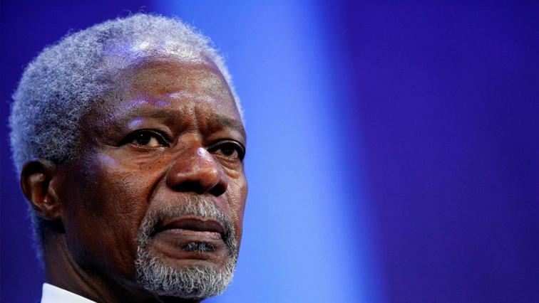Kofi Annan