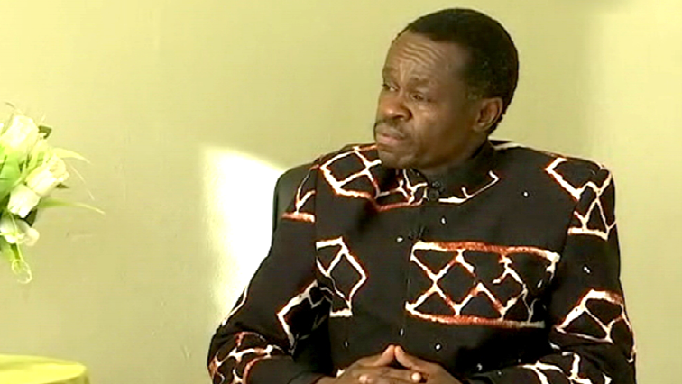 Prof Lumumba in an interview with Sophie Mokoena
