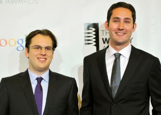 SABC News – Mike Krieger (L) and Kevin Systrom (R)