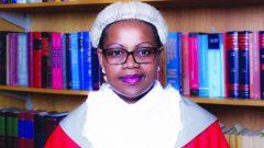 Chief Justice Nthomeng Majara