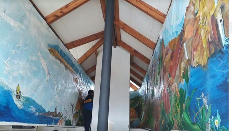 La Source painting