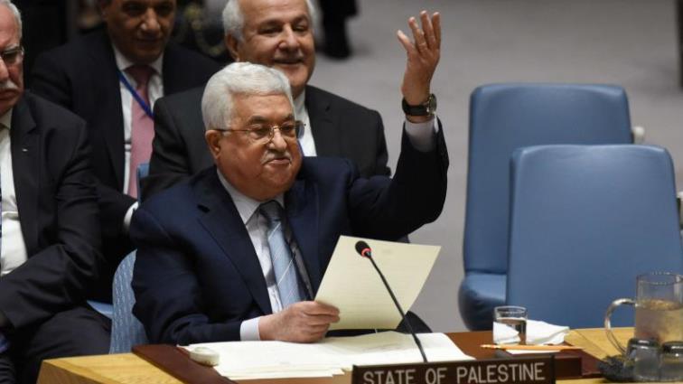 SABC News Palestine Abbas_AFP