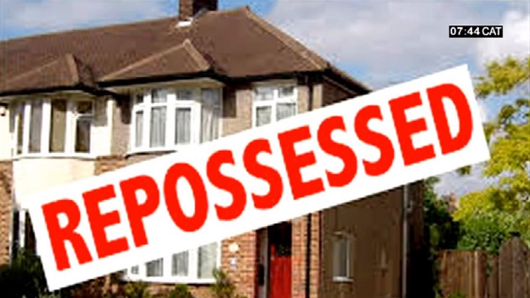Repossessed Home