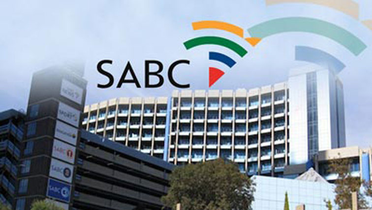 SABC Logo and building