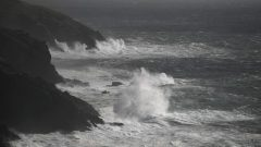 Winds reached over 140 kilometres per hour