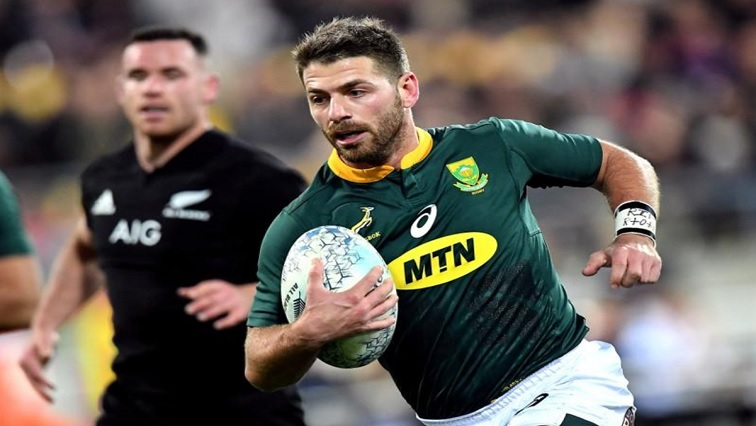 Willie le Roux in action