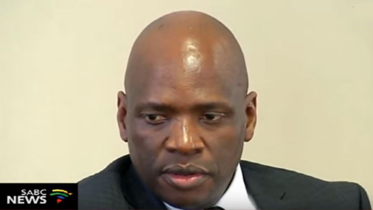 Hlaudi Motsoeneng held a press briefing where he criticised members of the board