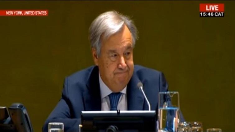Antonion Guterres