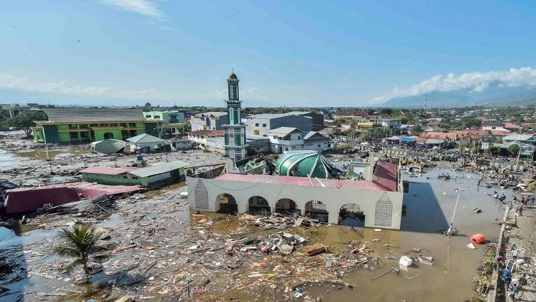 Baiturrahman Mosque Indonesi