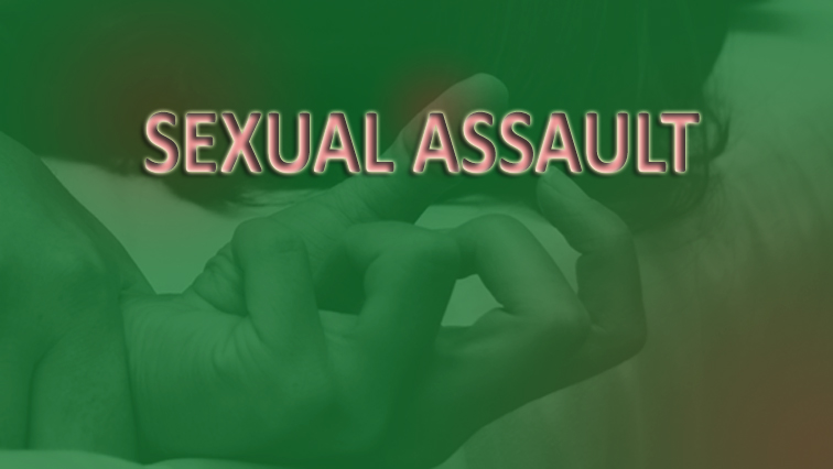 Sexual assault graphic