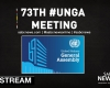 WATCH: 73rd United Nations General Assembly