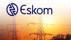 Eskom logo and graphic