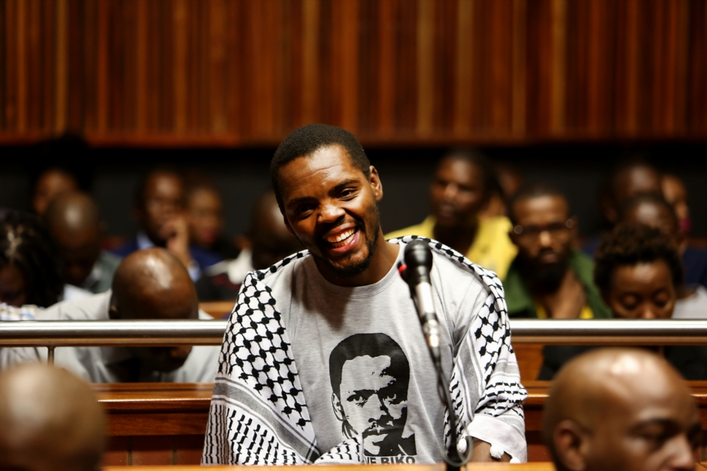 Mcebo Dlamini's FeesMustFall case remanded to next year - SABC News - Breaking news, special reports, world, business, sport coverage of all South African current events. Africa's news leader.