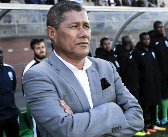 Amazulu Football Club head coach Calvin Johnson