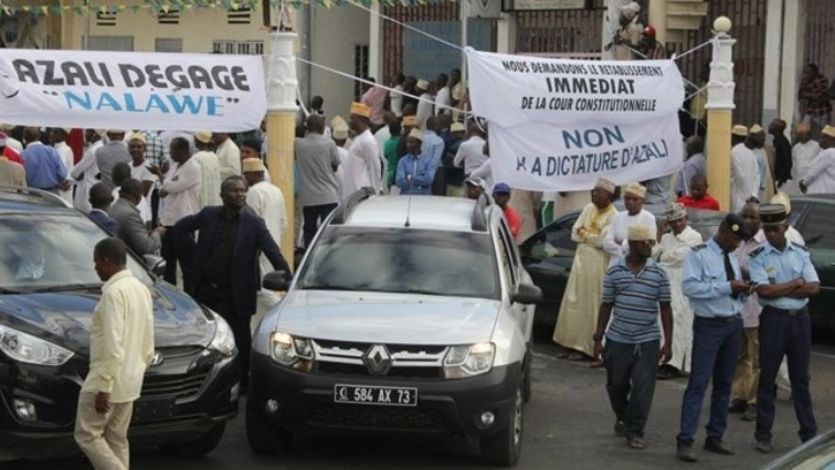 SABC News Comoros AFP