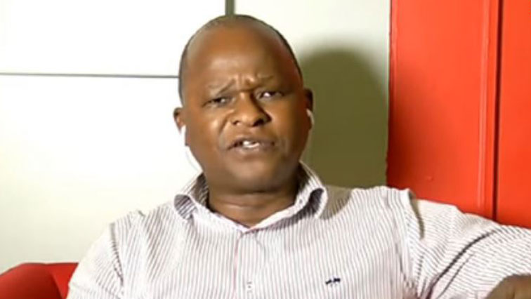 Political analyst from the University of the Free State Dr Sethulego Matebesi