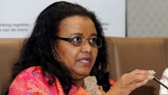 Environmental Affairs Edna Molewa