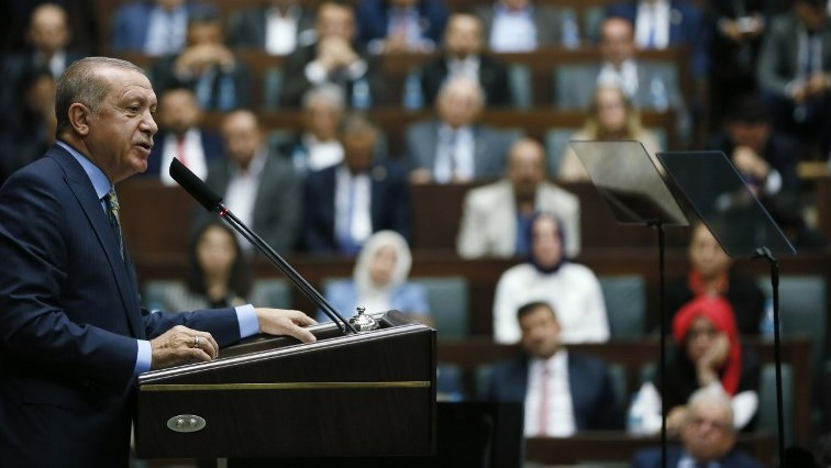 i24NEWS - Erdogan calls for Istanbul trial over planned