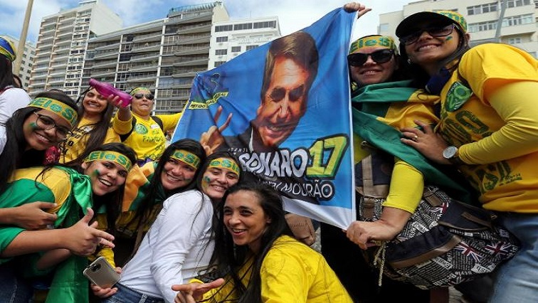 Jair Bolsonaro's supporters