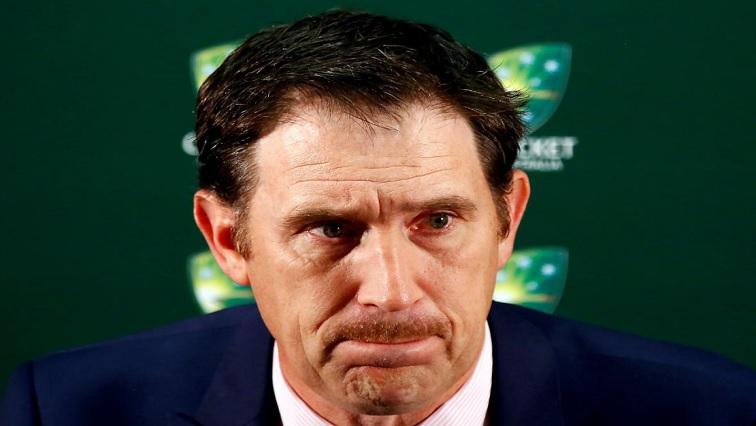 Cricket Australia Chief Executive Officer (CEO) James Sutherland